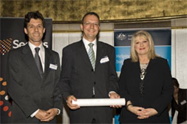 Award for innovation to Emona TIMS